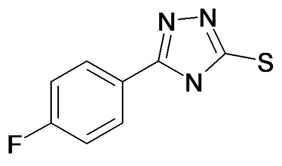 5-(4-Fluoro-phenyl)-4H-[1,2,4]triazole-3-thiol
