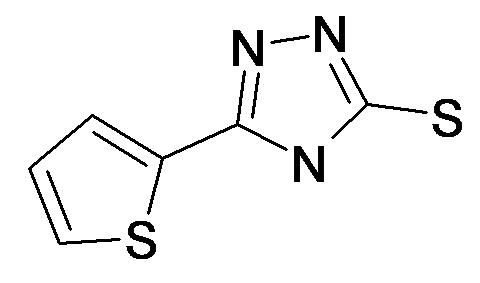 5-Thiophen-2-yl-4H-[1,2,4]triazole-3-thiol