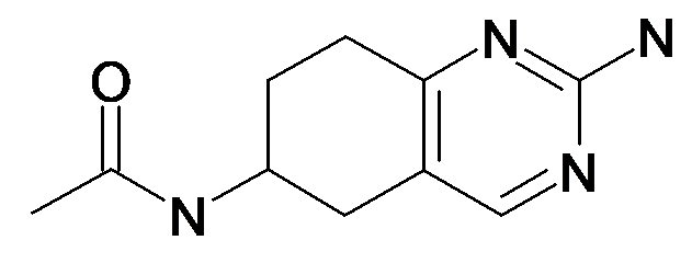 N-(2-Amino-5,6,7,8-tetrahydro-quinazolin-6-yl)-acetamide