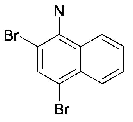 2,4-Dibromo-naphthalen-1-ylamine