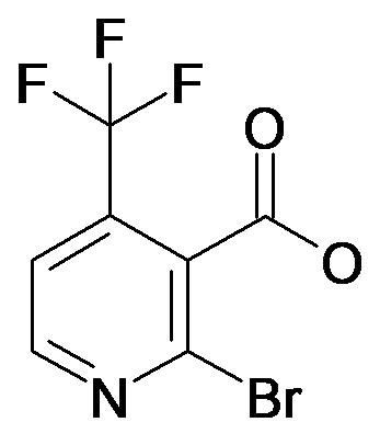 2-Bromo-4-trifluoromethyl-nicotinic acid