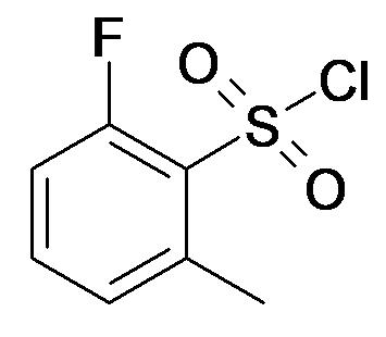 2-Fluoro-6-methyl-benzenesulfonyl chloride