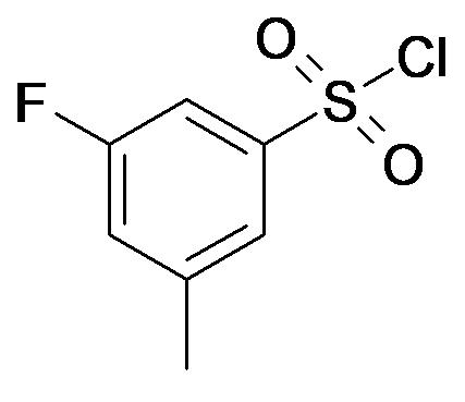 3-Fluoro-5-methyl-benzenesulfonyl chloride