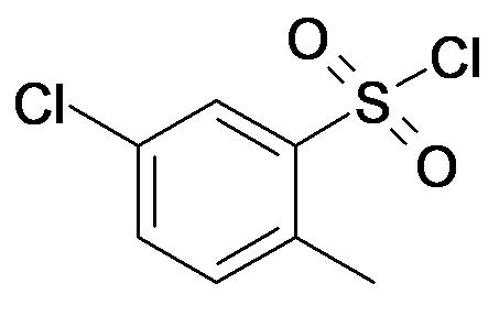 5-Chloro-2-methyl-benzenesulfonyl chloride