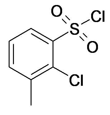 2-Chloro-3-methyl-benzenesulfonyl chloride