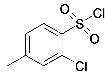 2-Chloro-4-methyl-benzenesulfonyl chloride