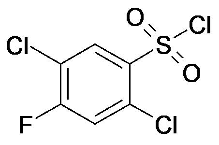 2,5-Dichloro-4-fluoro-benzenesulfonyl chloride