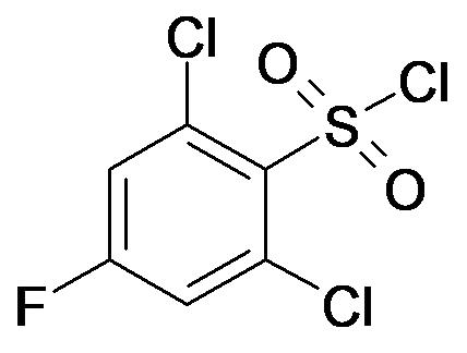 2,6-Dichloro-4-fluoro-benzenesulfonyl chloride