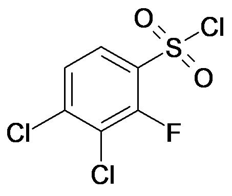 3,4-Dichloro-2-fluoro-benzenesulfonyl chloride