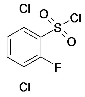 3,6-Dichloro-2-fluoro-benzenesulfonyl chloride
