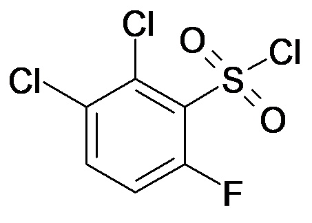 2,3-Dichloro-6-fluoro-benzenesulfonyl chloride