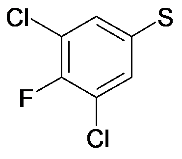 3,5-Dichloro-4-fluoro-benzenethiol