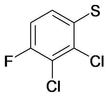 2,3-Dichloro-4-fluoro-benzenethiol