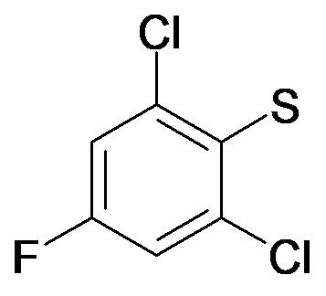 2,6-Dichloro-4-fluoro-benzenethiol