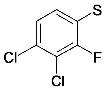 3,4-Dichloro-2-fluoro-benzenethiol