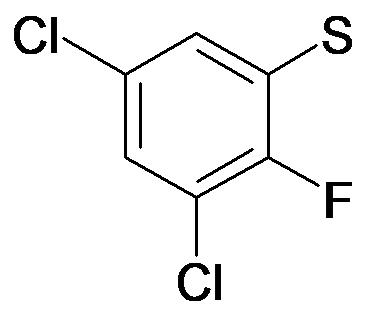 3,5-Dichloro-2-fluoro-benzenethiol