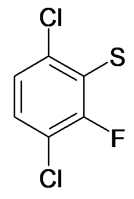 3,6-Dichloro-2-fluoro-benzenethiol
