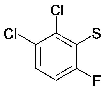 2,3-Dichloro-6-fluoro-benzenethiol