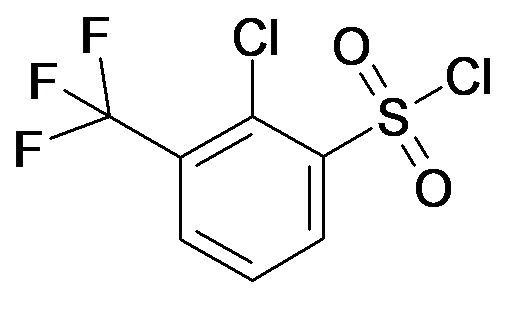 2-Chloro-3-trifluoromethyl-benzenesulfonyl chloride