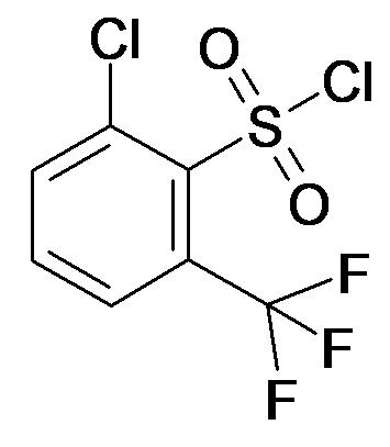 2-Chloro-6-trifluoromethyl-benzenesulfonyl chloride