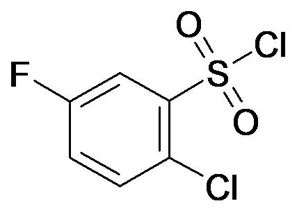 2-Chloro-5-fluoro-benzenesulfonyl chloride