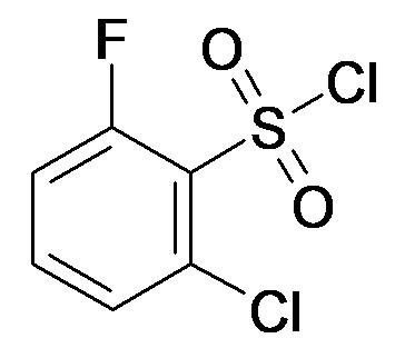 2-Chloro-6-fluoro-benzenesulfonyl chloride
