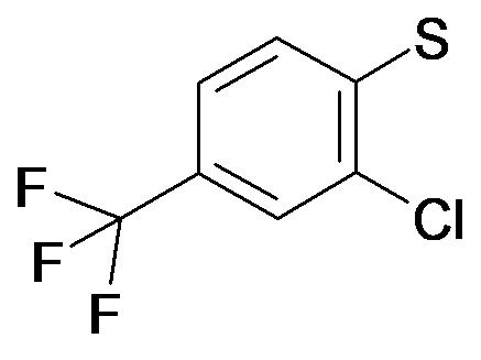 2-Chloro-4-trifluoromethyl-benzenethiol