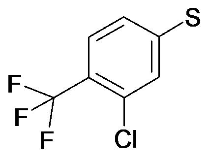3-Chloro-4-trifluoromethyl-benzenethiol
