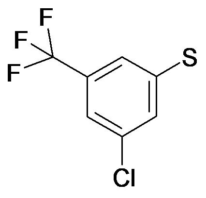 3-Chloro-5-trifluoromethyl-benzenethiol