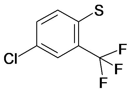 4-Chloro-2-trifluoromethyl-benzenethiol