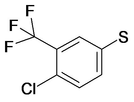 4-Chloro-3-trifluoromethyl-benzenethiol