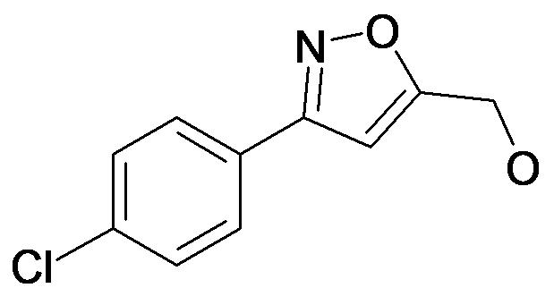 [3-(4-Chloro-phenyl)-isoxazol-5-yl]-methanol