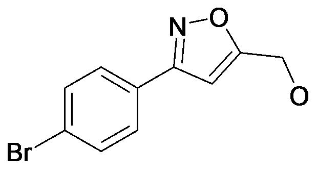 [3-(4-Bromo-phenyl)-isoxazol-5-yl]-methanol