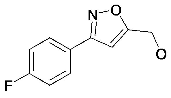 [3-(4-Fluoro-phenyl)-isoxazol-5-yl]-methanol
