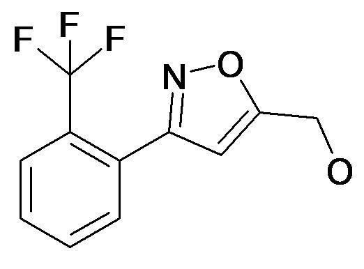 [3-(2-Trifluoromethyl-phenyl)-isoxazol-5-yl]-methanol