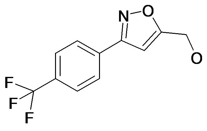 [3-(4-Trifluoromethyl-phenyl)-isoxazol-5-yl]-methanol