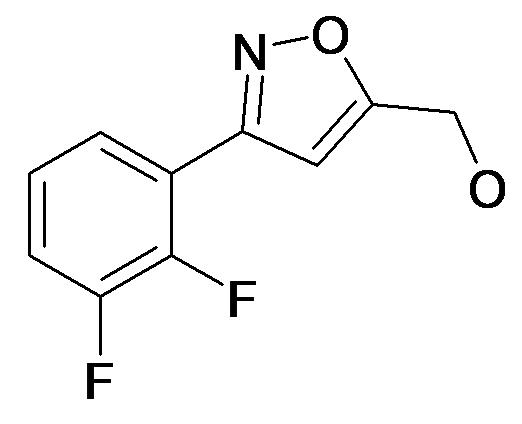 [3-(2,3-Difluoro-phenyl)-isoxazol-5-yl]-methanol