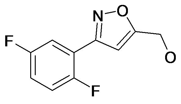 [3-(2,5-Difluoro-phenyl)-isoxazol-5-yl]-methanol