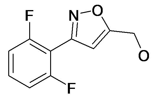 [3-(2,6-Difluoro-phenyl)-isoxazol-5-yl]-methanol