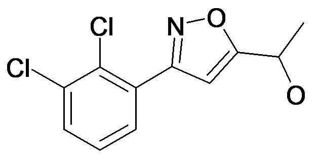 1-[3-(2,3-Dichloro-phenyl)-isoxazol-5-yl]-ethanol