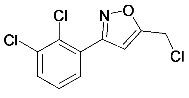 5-Chloromethyl-3-(2,3-dichloro-phenyl)-isoxazole