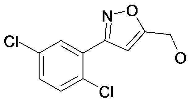 [3-(2,5-Dichloro-phenyl)-isoxazol-5-yl]-methanol