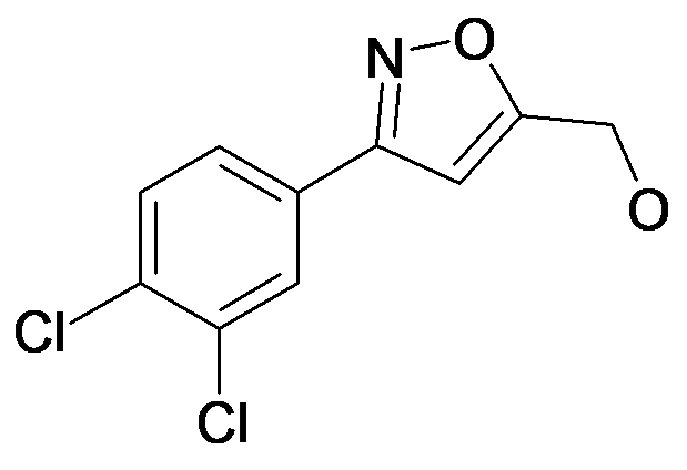 [3-(3,4-Dichloro-phenyl)-isoxazol-5-yl]-methanol