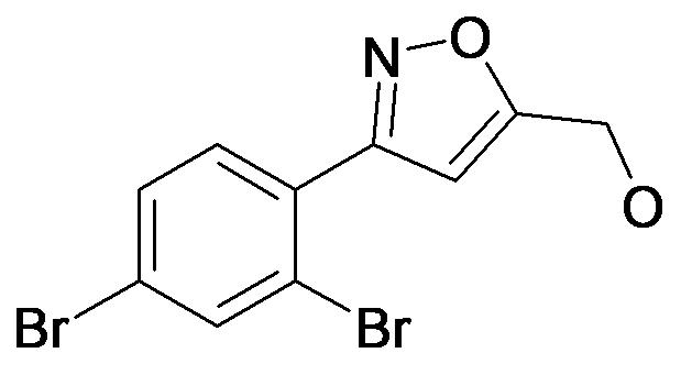 [3-(2,4-Dibromo-phenyl)-isoxazol-5-yl]-methanol