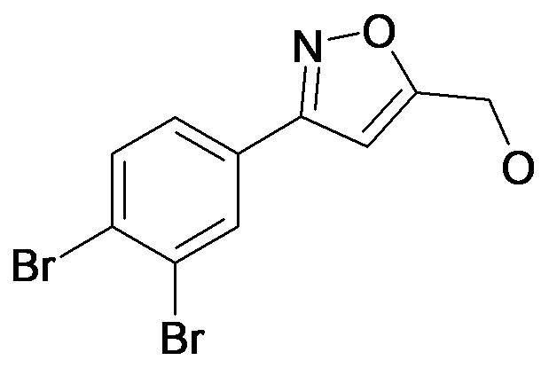 [3-(3,4-Dibromo-phenyl)-isoxazol-5-yl]-methanol