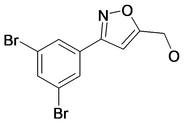 [3-(3,5-Dibromo-phenyl)-isoxazol-5-yl]-methanol