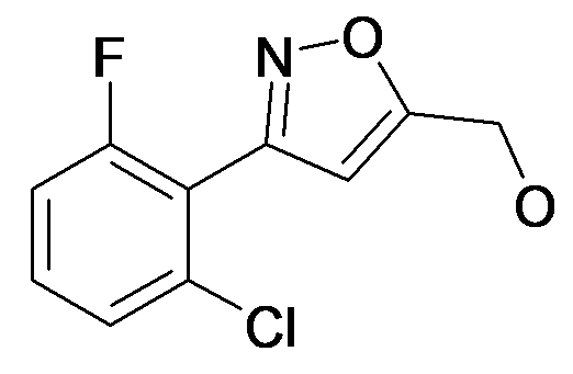 [3-(2-Chloro-6-fluoro-phenyl)-isoxazol-5-yl]-methanol