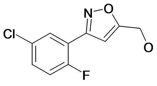 [3-(5-Chloro-2-fluoro-phenyl)-isoxazol-5-yl]-methanol