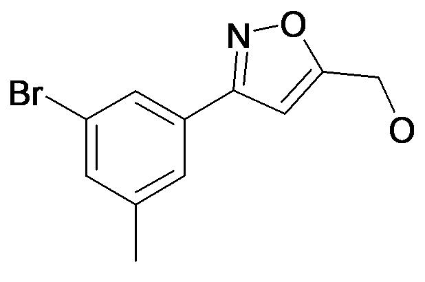 [3-(3-Bromo-5-methyl-phenyl)-isoxazol-5-yl]-methanol