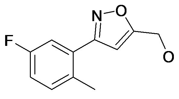 [3-(5-Fluoro-2-methyl-phenyl)-isoxazol-5-yl]-methanol